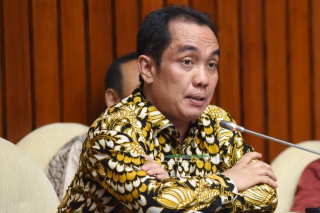 Anggota Komisi XI DPR-RI, Fauzi H Amro