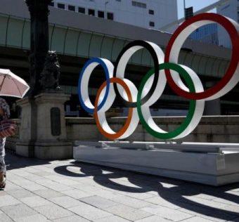 Logo Olimpiade Tokyo