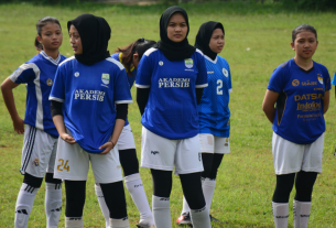 Akademi Persib Putri diberi masukan oleh FIFA