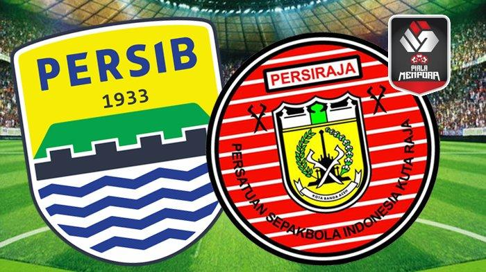 Persiraja vs Persib Bandung