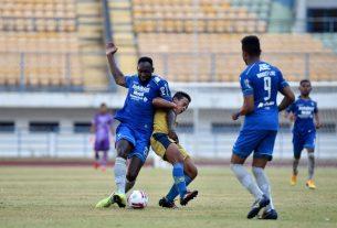 Persib Bandung vs PS Sleman